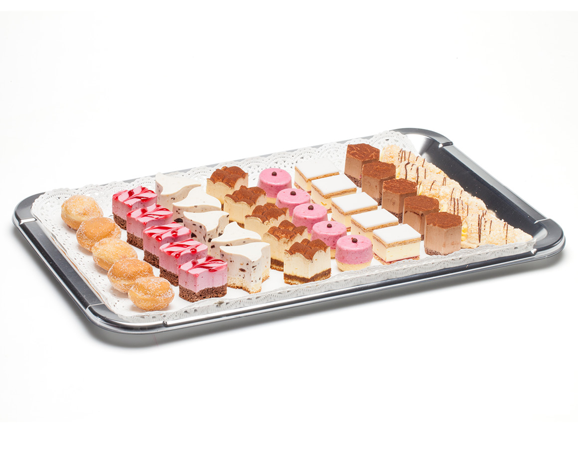 Mini-Patisserie-Platte